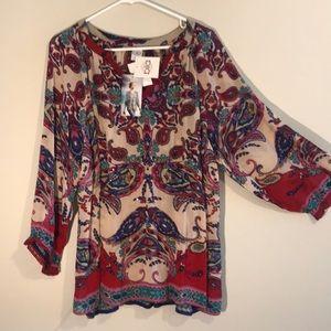 Bila XXL blouse